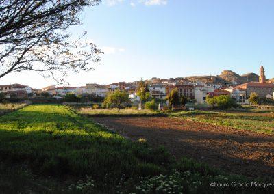 Vista de Martín
