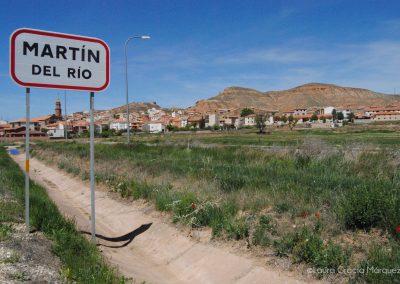Entrada de Martin